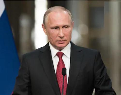 Putin «discutamos el futuro juntos»