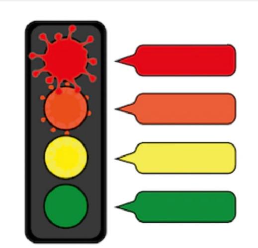 MX: la capital a pasitos de volver al semáforo rojo