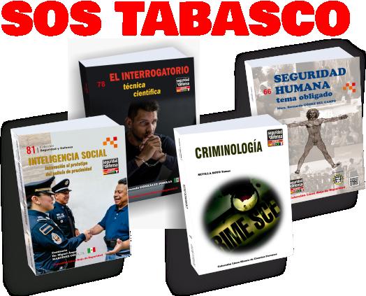 SOS POR TABASCO