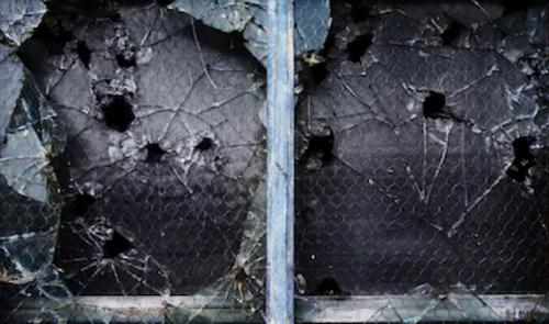 Teoría de las ventanas rotas – broken windows