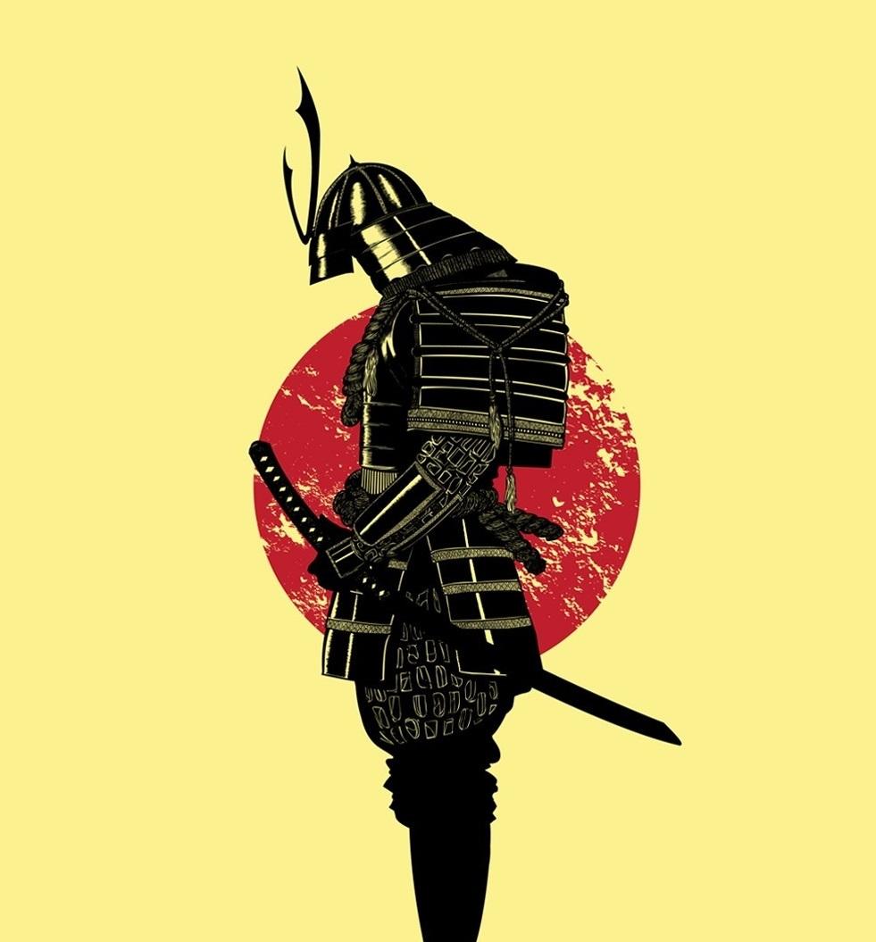 Las 7 virtudes del guerrero según Bushido