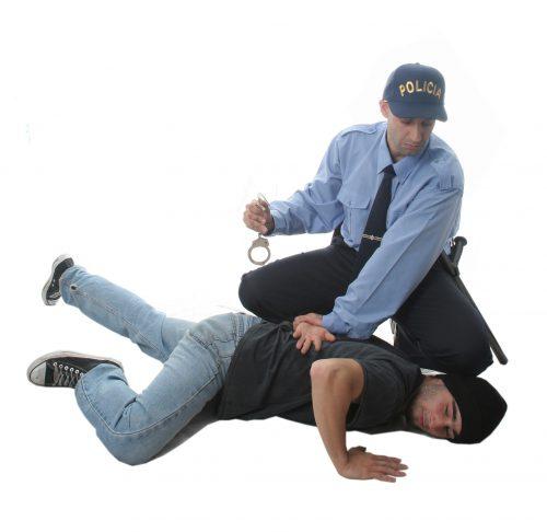 Uso legal y necesario de la fuerza