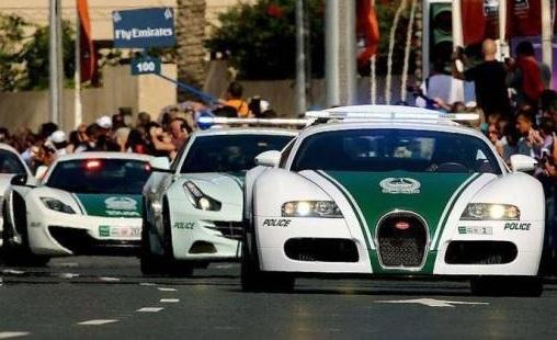 El Rolls de las patrullas