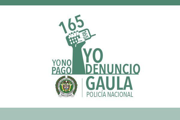 Colombia: Gaula Policía otra vez dando nota, nota buena