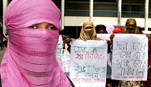 El mayor desafío de nuestra era a los derechos humanos es la inequidad de género
