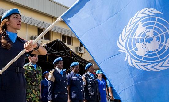 ONU conmemoración cascos azules caídos