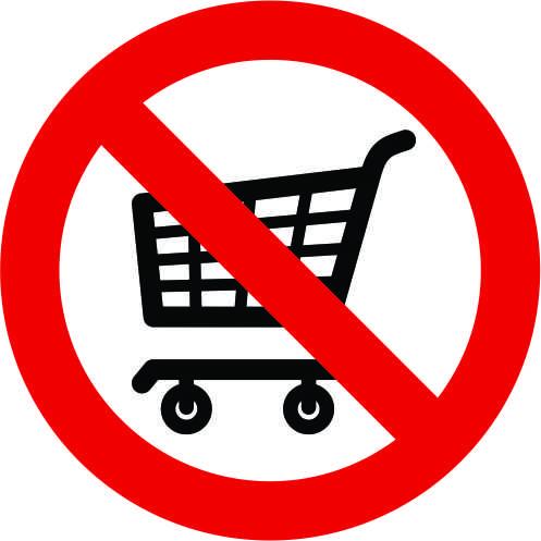 no compras