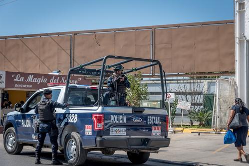 MX: abril y mayo incremento de delitos