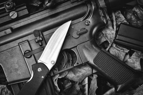 arma cuchillo
