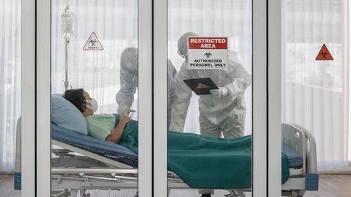 MX: 139 hospitales más sólo para pacientes COVID
